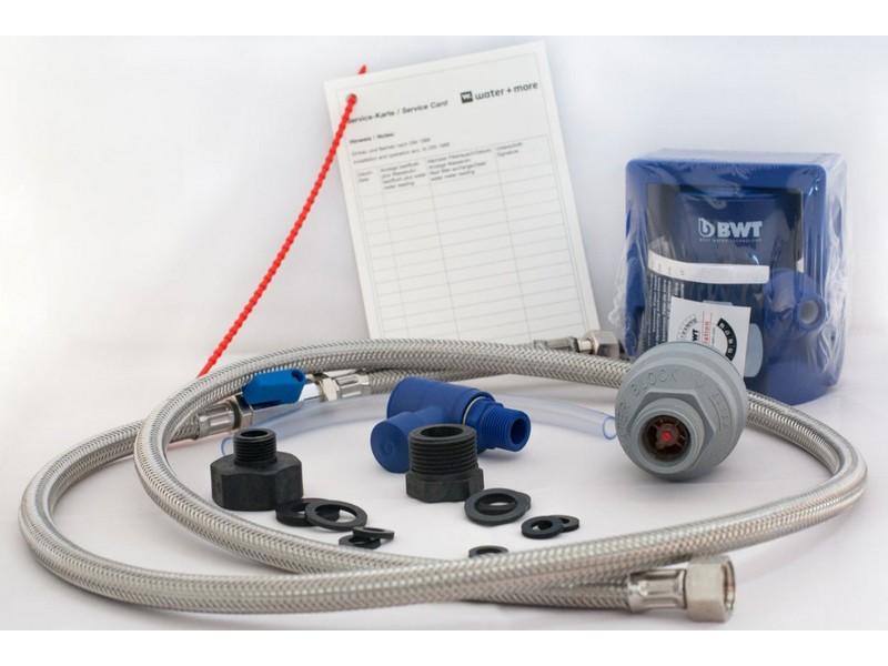 Filtres pour l 39 eau potable kit d 39 installation avec d bim tre - Kit filtration eau potable ...